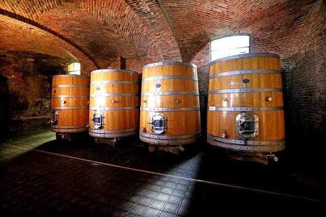 Barolo & Barbaresco CRU Tasting at Ceretto Winery