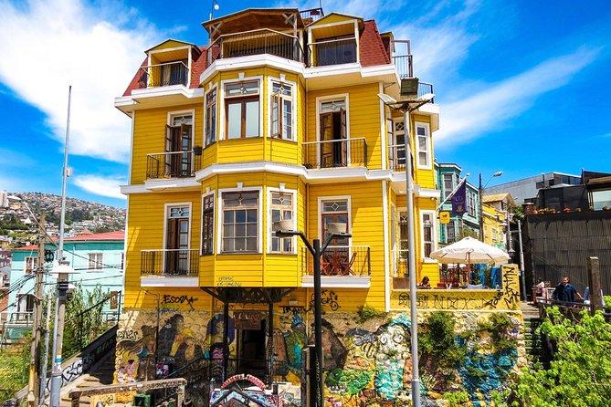 Tour Viña and Valparaiso