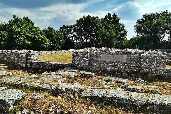 Tour of the Pre-Roman Istria with lunch