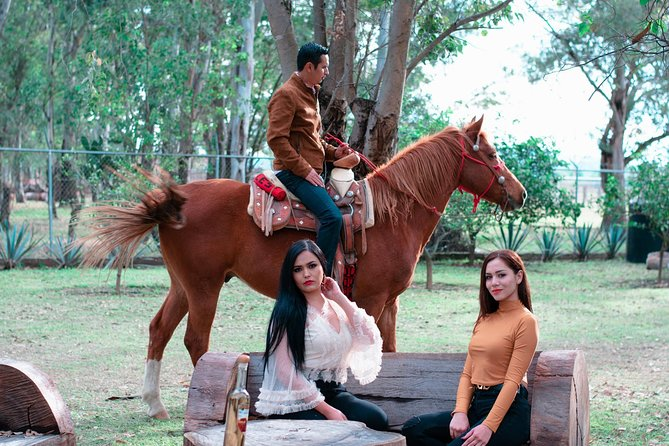 Horseback Riding & Tequila Tasting By Mickey Marentes