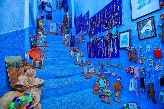 Fes - Chefchaouen(Blue City) - Fes