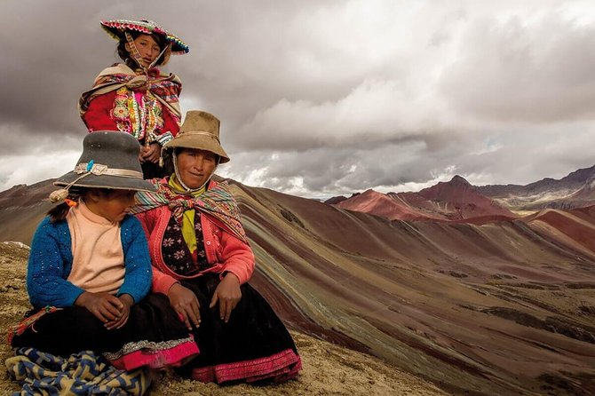 Vinicunca - The Mountain of the 7 Colors