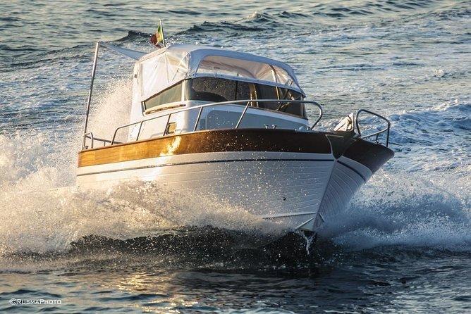 Positano & Amalfi Private Tour - 25ft Boat
