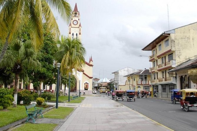 Half day Iquitos City Tour