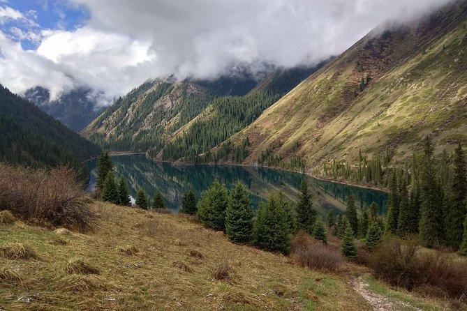 Pearl Lakes-Kolsai-Kaindy (Flooded Forest),Private tour