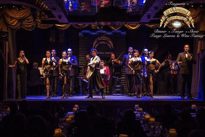 2 different Dinner Tango Shows in Buenos Aires