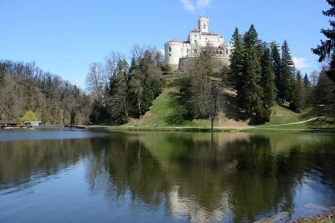 Trakoscan Castle and Varazdin - Private Day Tour from Zagreb