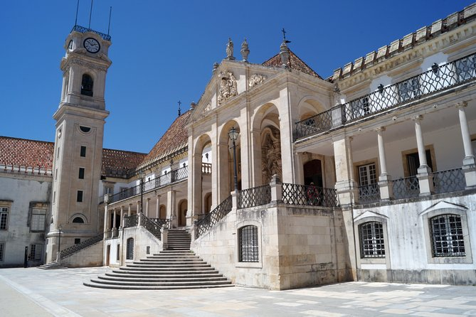 Coimbra and Roman Ruins Private Tour - City, its University and Conimbriga