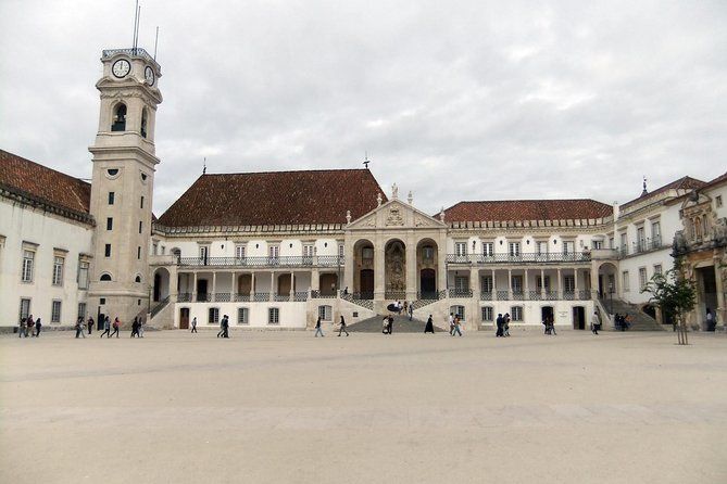 Coimbra and Buçaco Private Tour - City, University and Buçaco Mountain
