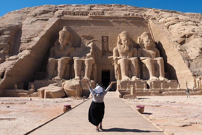 Full-Day Private Tour to Abu Simbel Temple from Aswan
