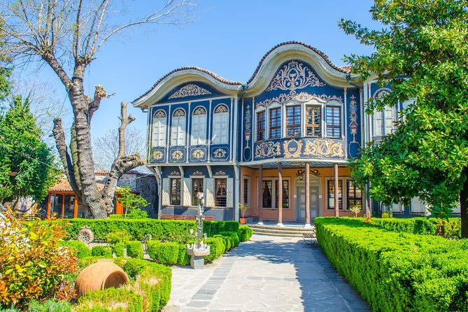 Plovdiv Day Tour with a Local Village Visit