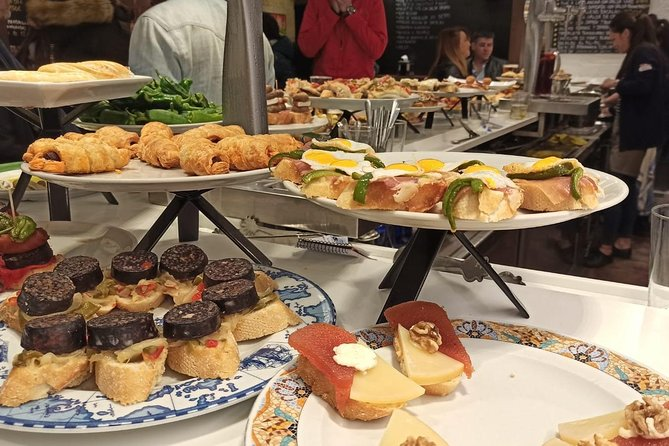 Donostia GastroExperience 5 Pintxos