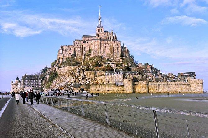 Mont Saint Michel en Saint Malo 2 daagse tour vanuit Parijs