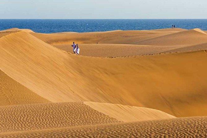 Segway Sunset Experience 2 Hour: Maspalomas Dunes ,Playa del Ingles, San Agustin