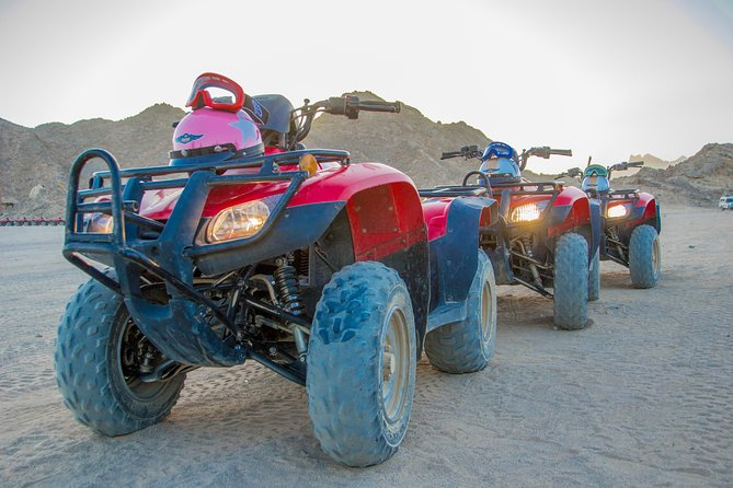 Super Safari Quad & Jeep Hurghada