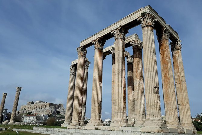 Private Acropolis & Athens City Tour