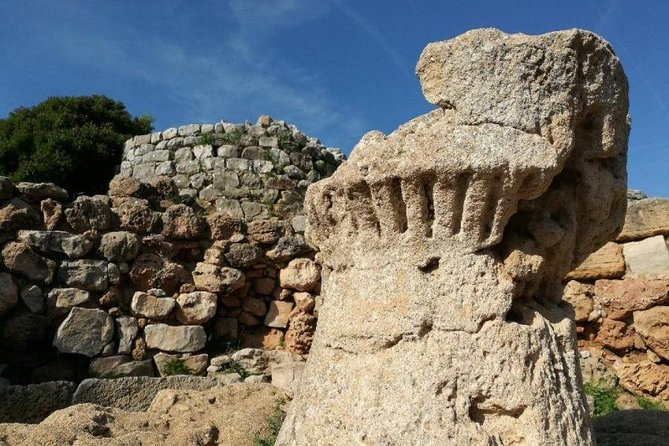 Alghero: private archaeological tour (TRANSFER INCLUDED) with local guide