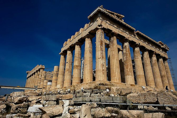 Hal-Day Private Tour to Acropolis and Athens