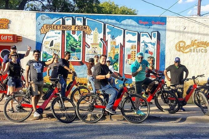 Austin SXSW E-Bike Tour