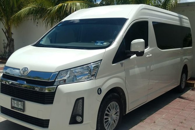 Private Transfer (1/10) from Cozumel Airport