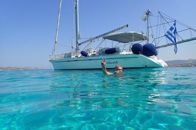 Naxos Daily Sailing Tours