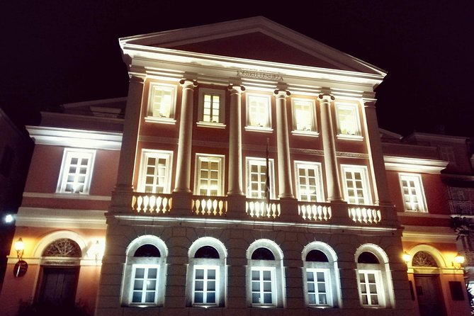 Corfu Town: Evening Guided Tour With Wine