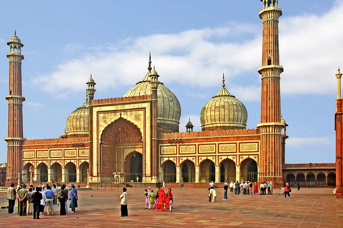 Full-Day Delhi Private Sightseeing Tour