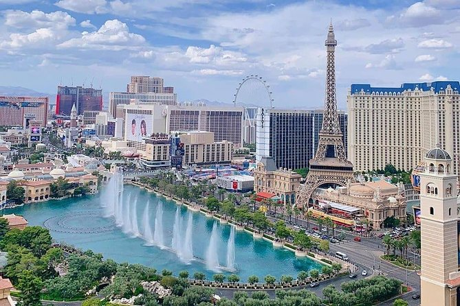 Private Las Vegas City Tour with Local Guide - 3 Hours