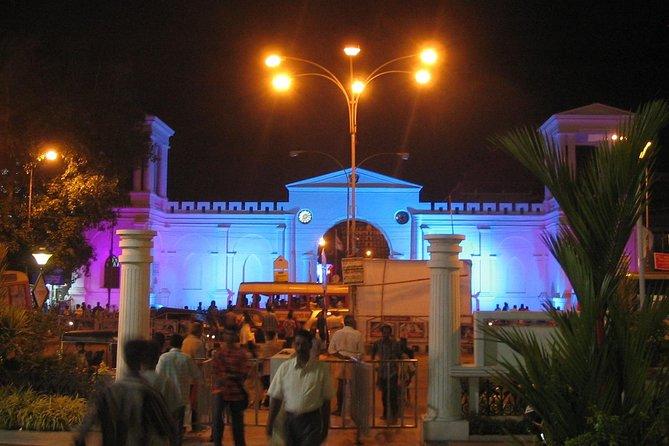 Night Walking Tour of Thiruvananthapuram