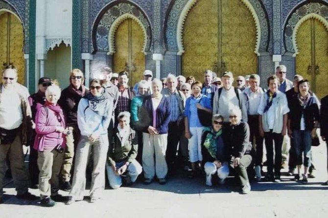 Guided tour of the medina of Fez full day