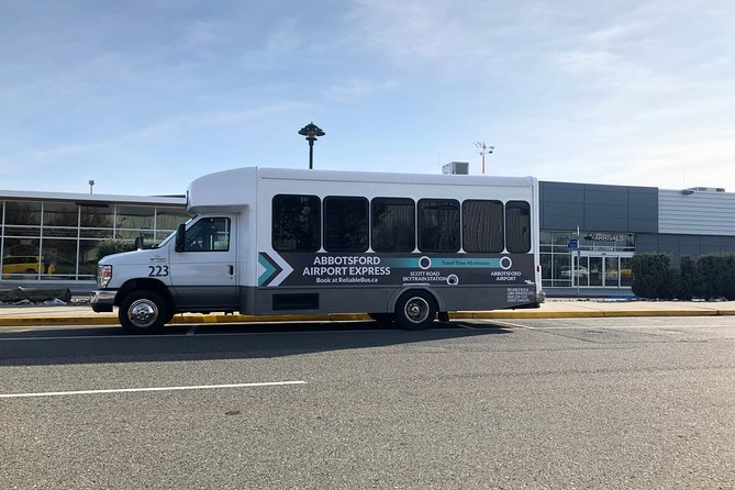 Surrey to Abbotsford Airport Shuttle
