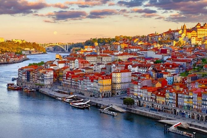 Porto City tour and Wine Tasting