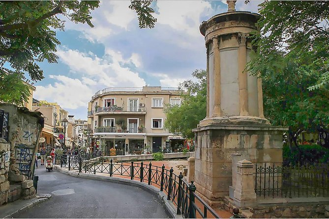 Private Downtown Athens Tour