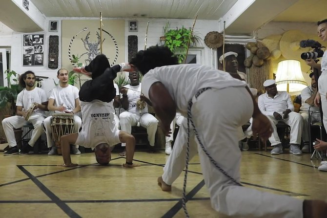 Capoeira Class for Children, Youth and Adults