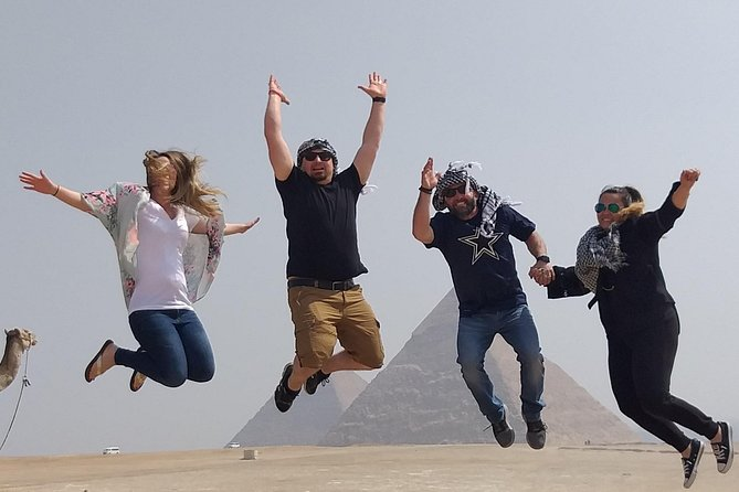 3 Days Giza Pyramids with all Museums in Cairo and Alexandria