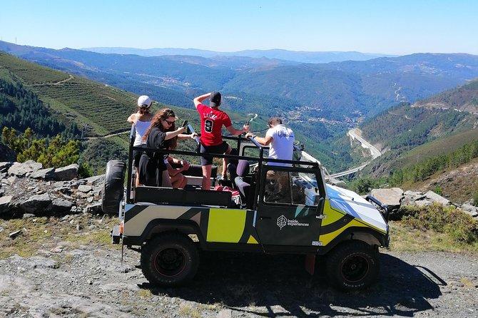 Private Jeep Tour of Marão Nature