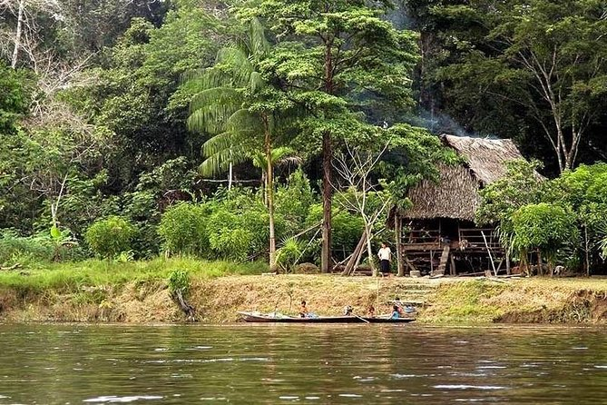 Iquitos: Ecotourism 4 days and 3 nights