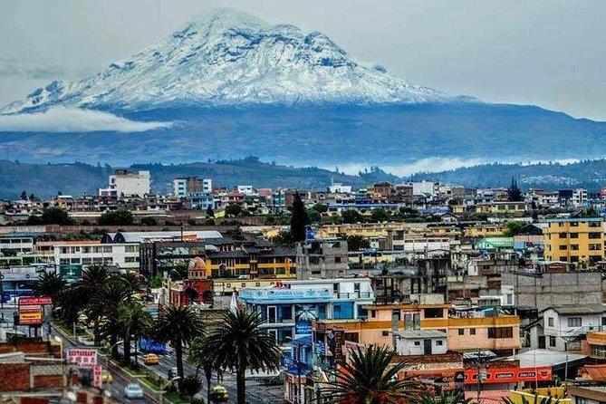 4-day Avenida de los volcanes Quito - Alausi and Cuenca Train