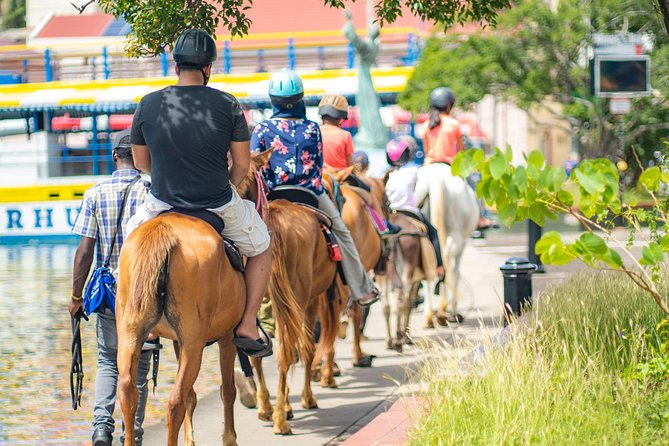 City Horseback Riding