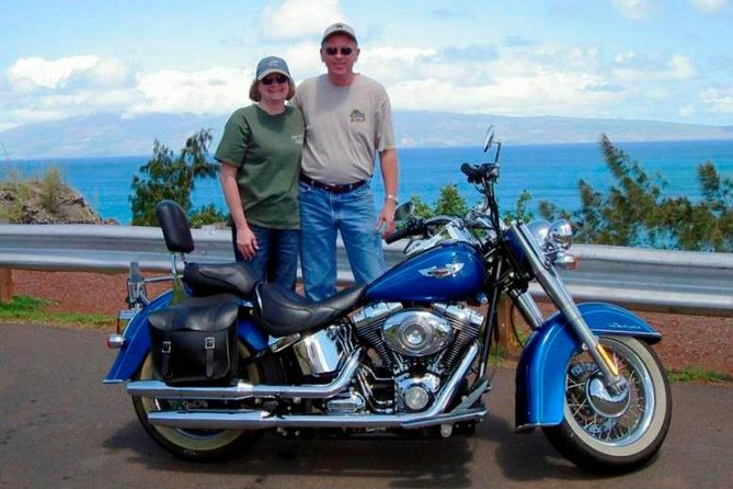 Harley Davidson Motorcycle Guided Tour to Hana from Kahului
