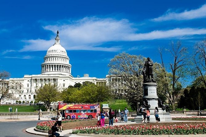 One Day Washington, DC Tour from New York City