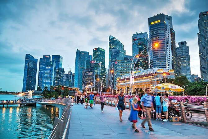 Private Tour : Singapore Full Day Exploration from Kuala Lumpur