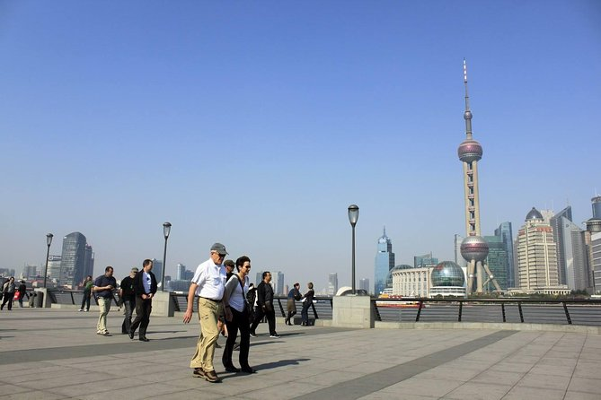 Private Customized Shanghai Highlights in One Day from Xi'an by Air