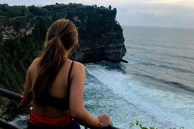 Tanah Lot, Green Bowl Beach & Uluwatu Sunset