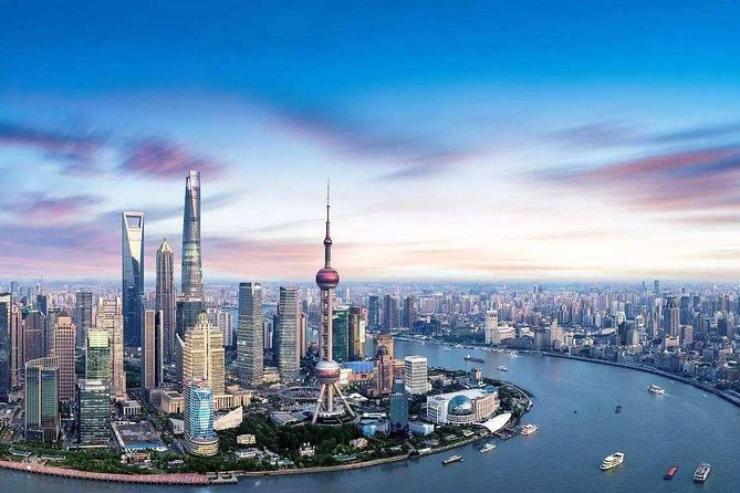 3-Day Private Golden Triangle Tour by Air:Shanghai, Beijing and Xi'an