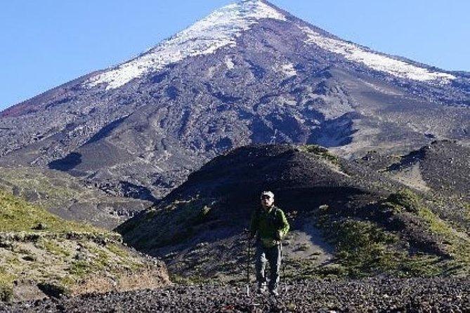 Trekking Desolation Pass / Osorno Volcano