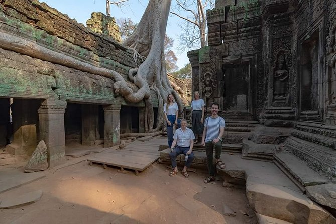 Angkor Wat 4 Day Tour Package