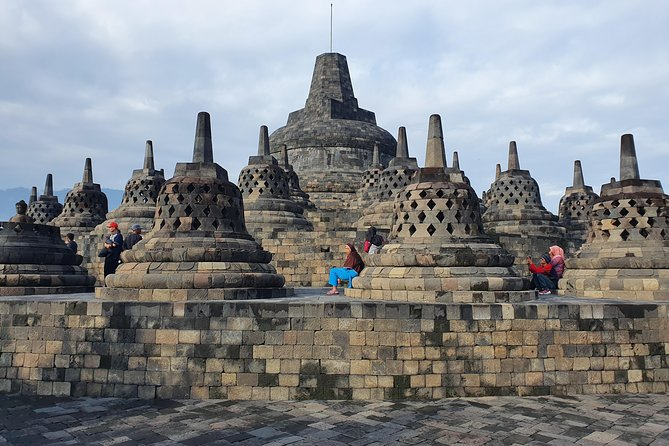Halfday Borobudur Tour from Yogyakarta