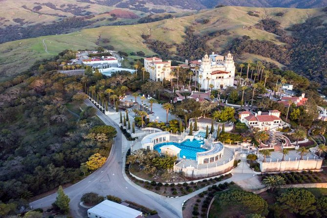 2 days California Coast and Hearst Castle Tour from San Francisco to Los Angeles
