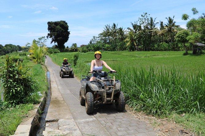 ATV Riding + Bali SKY Swing